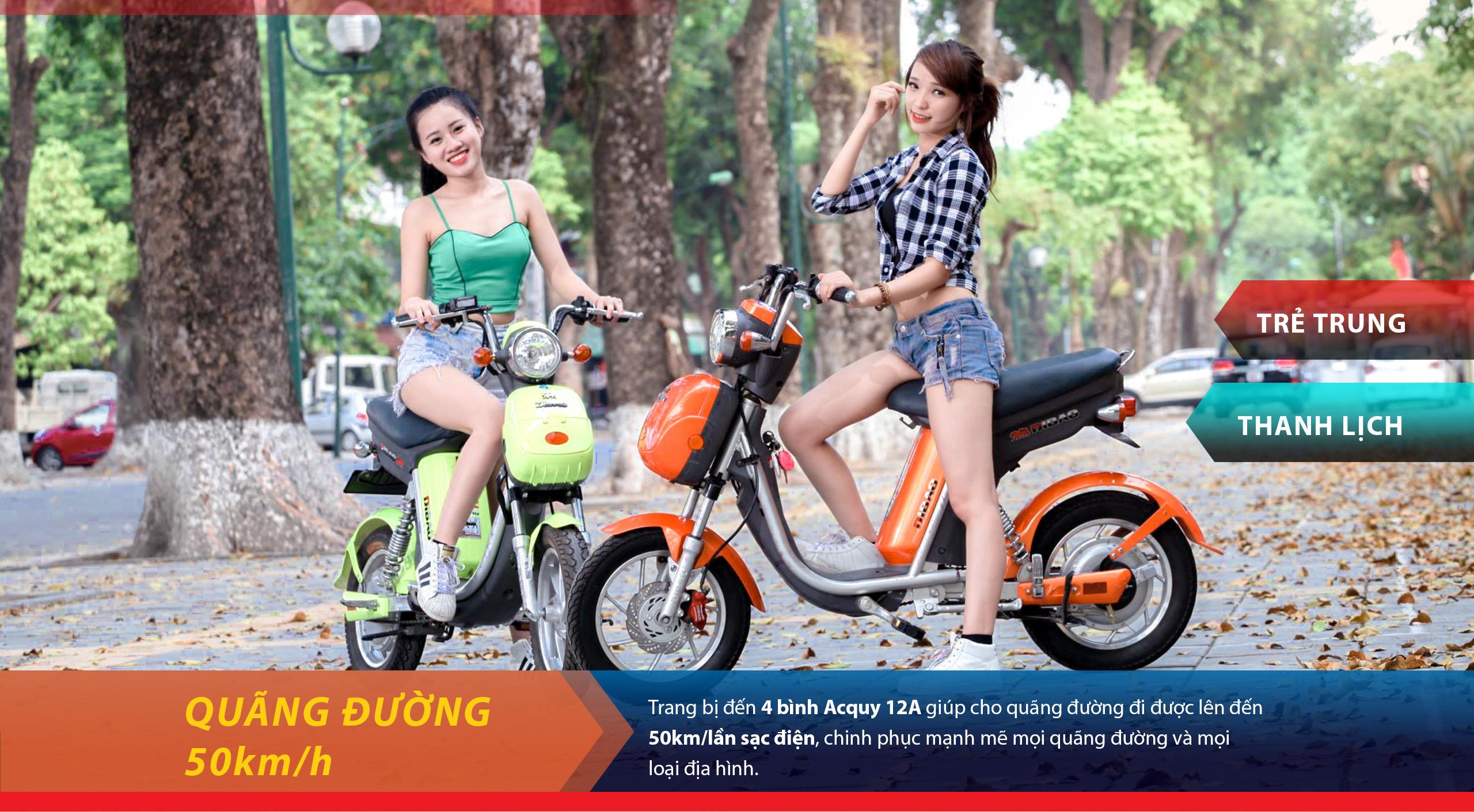 xe đạp điện ninja dibao