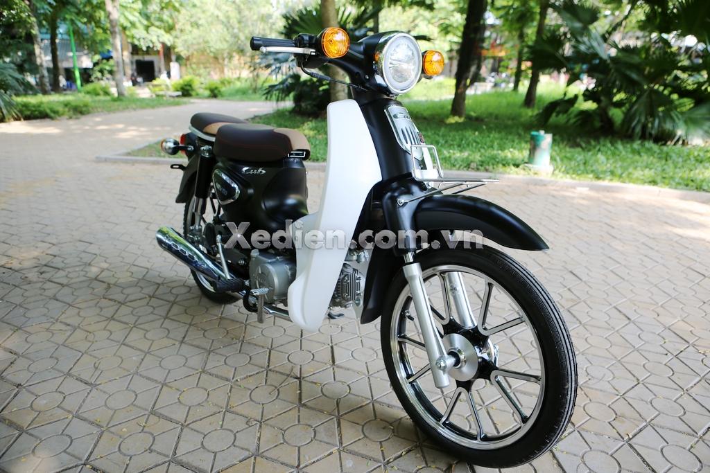 cub new 50cc ally vành đúc