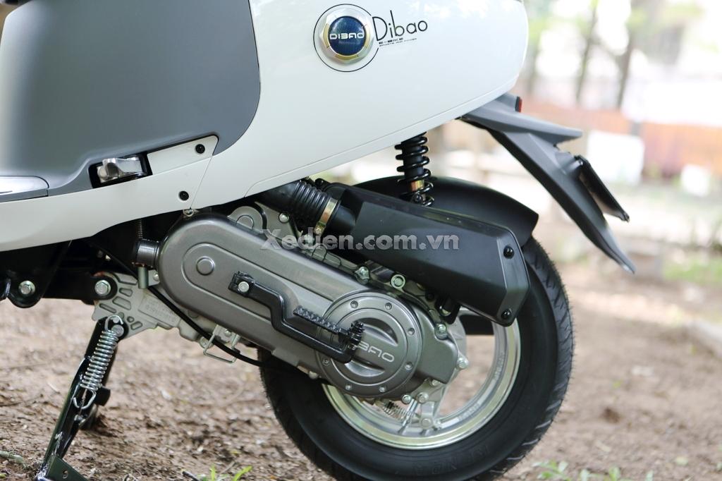 động cơ xe ga 50cc gofast dibao