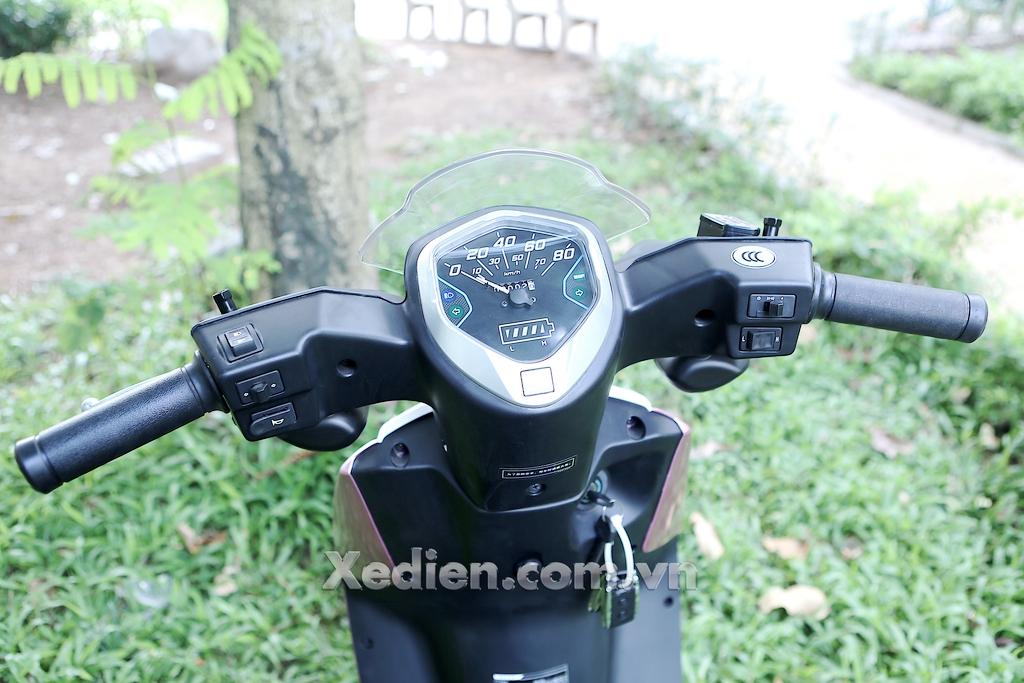 đồng hồ xe máy điện honda vsun v2