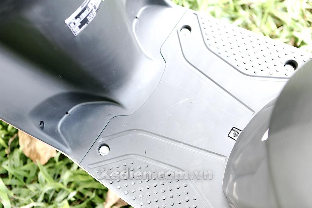 sàn để chân xe điện honda vsun v2