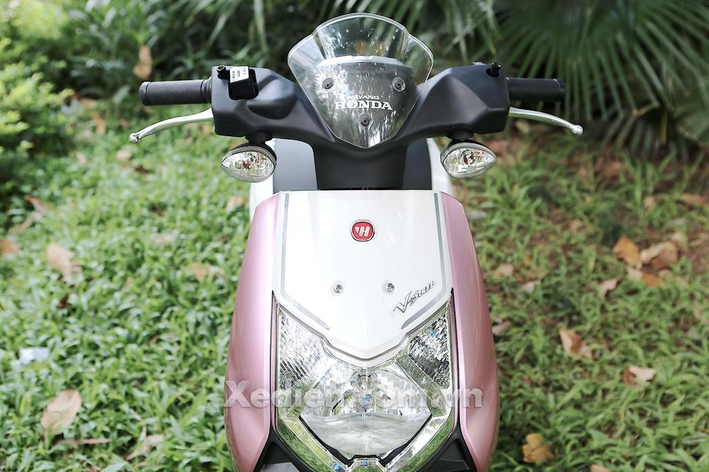 đèn pha xe máy điện honda vsun v2 chính hãng