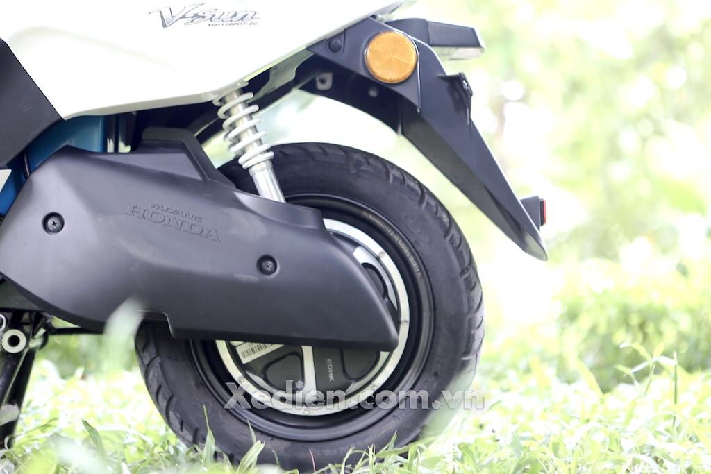 động cơ xe máy điện honda vsun v2