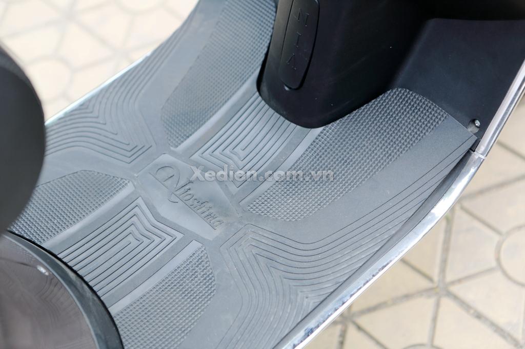 sàn để chân nioshima plus