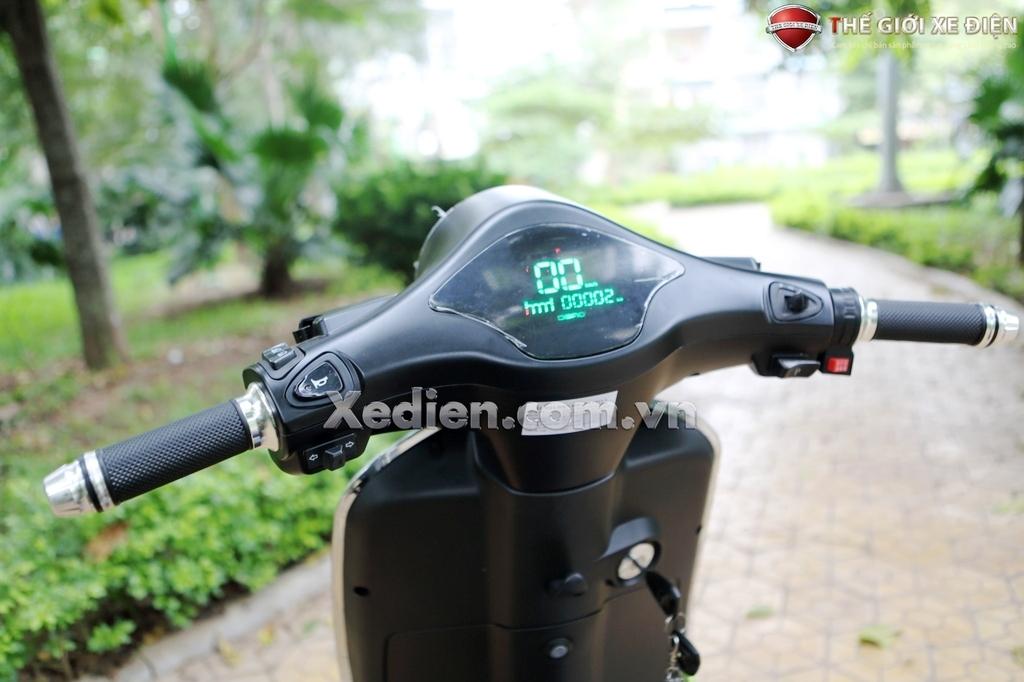 x máy điện vespa pansy s dibao 2020