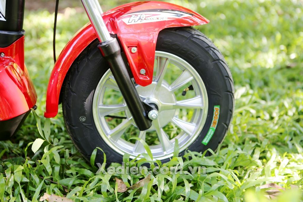 vành xe đạp điện htbike h9