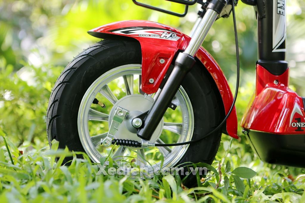 lốp không săm xe đạp điện htbike h9