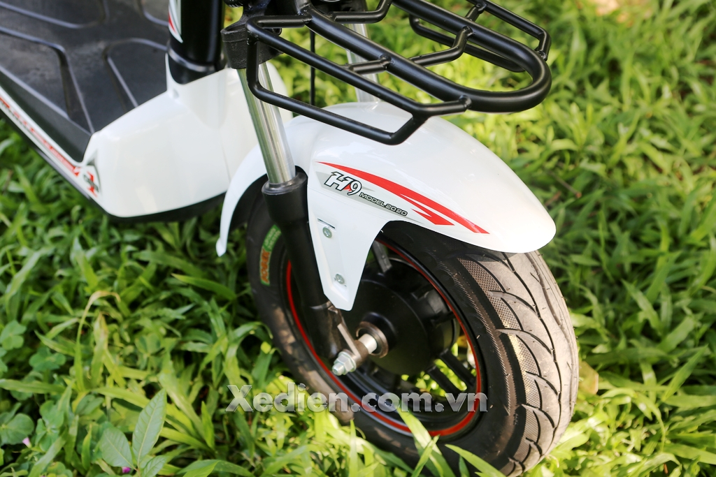 phanh cơ xe điện htbike h9