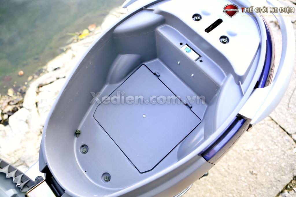 Xe Máy Điện Dibao Gogo SS 2021 Càng Đúc Chân Chống Đúc