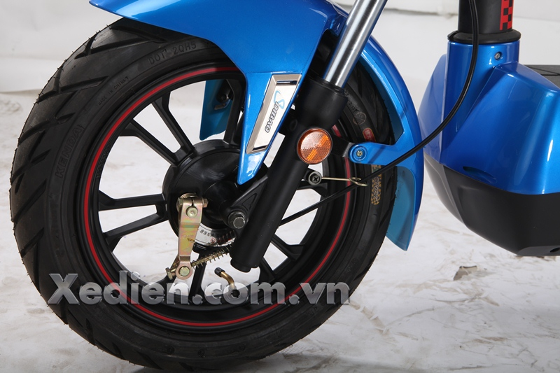 Bánh trước xe máy điện Dibao 133SS nhập khẩu