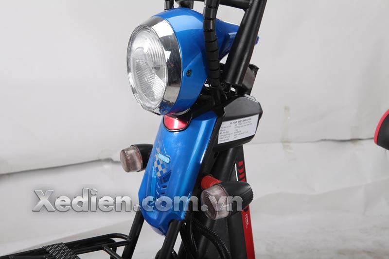 Xi nhan, đèn pha xe máy điện Dibao 133SS chính hãng