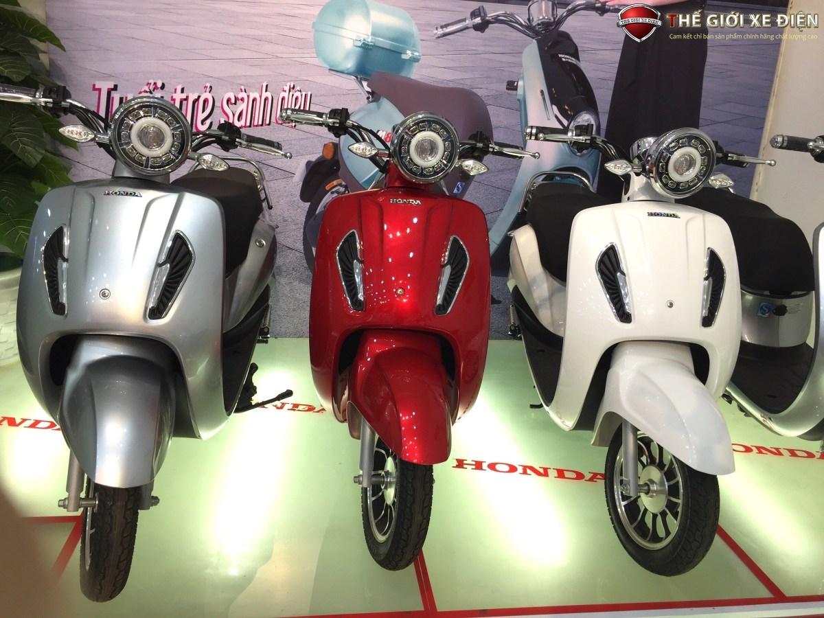 xe máy điện Honda Joker