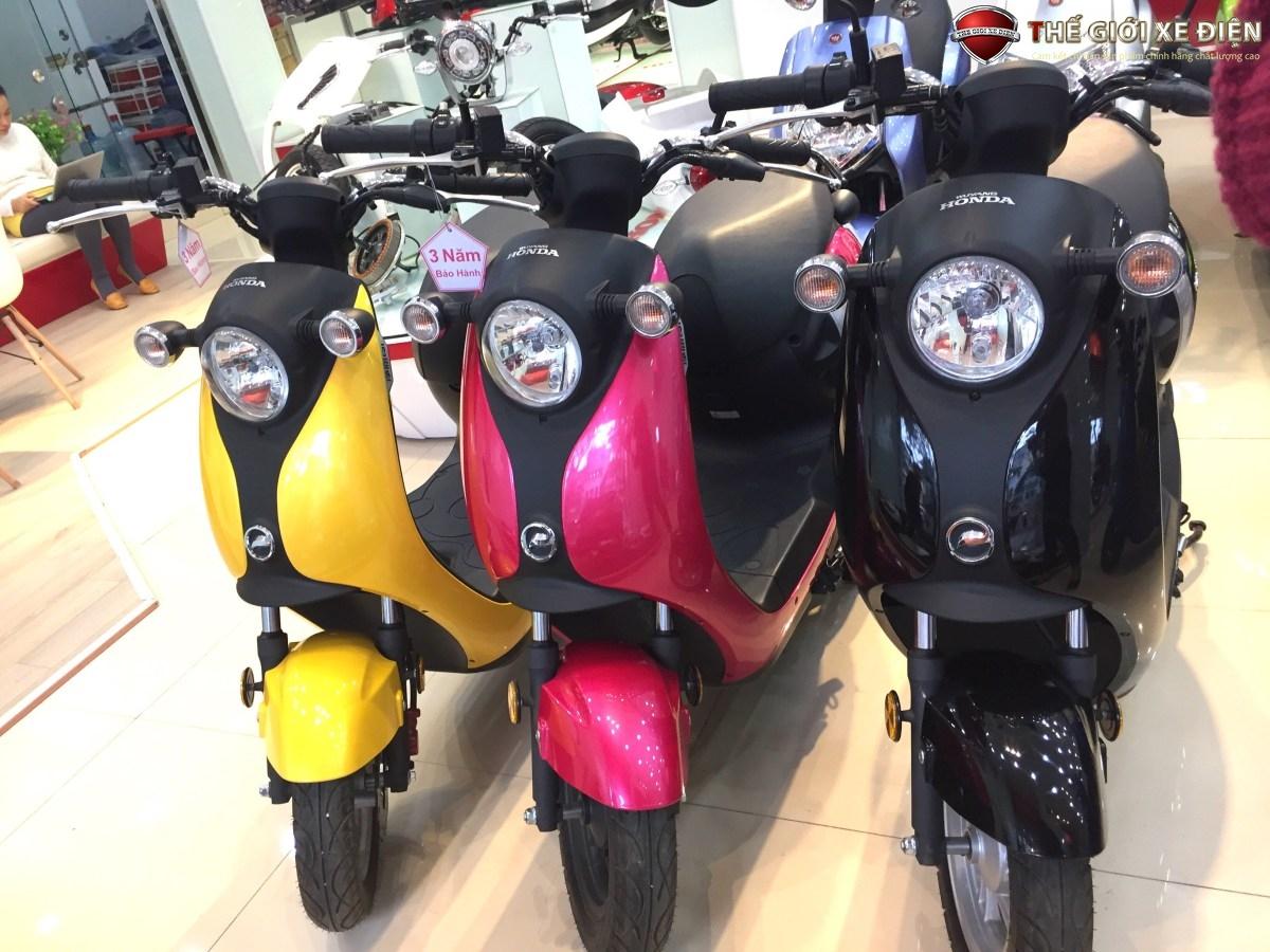 xe máy điện Honda Q1