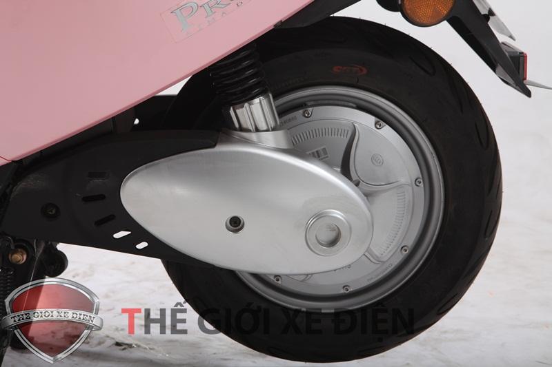 Động cơ bánh sau xe máy điện Aima Pourd