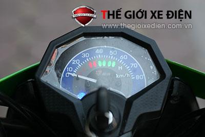 Vận tốc 50 - 60km/h