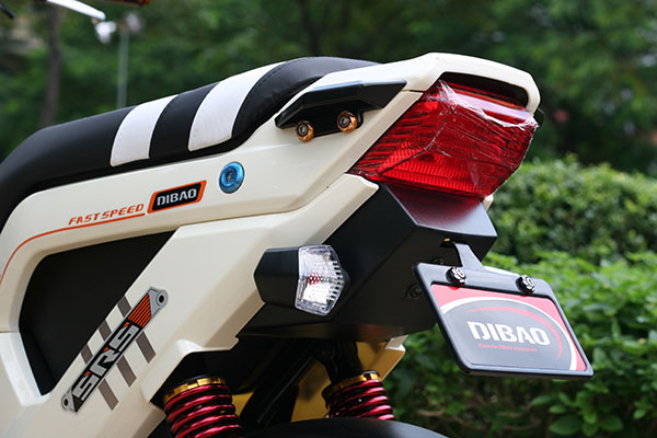 Yên xe đạp điện Zoomer Dibao