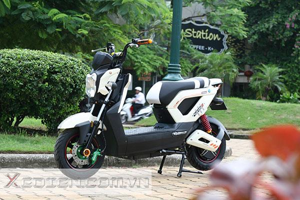 Xe đạp điện Zoomer Dibao