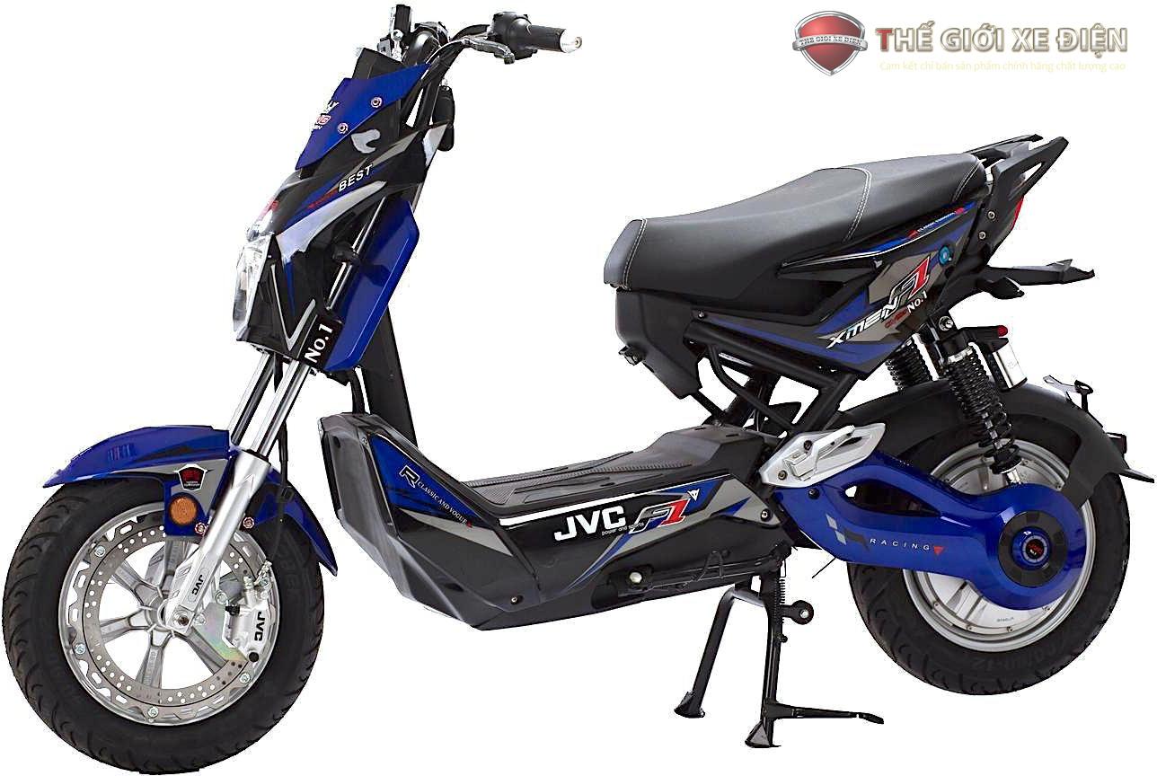 Xe máy điện JVC Xmen F1