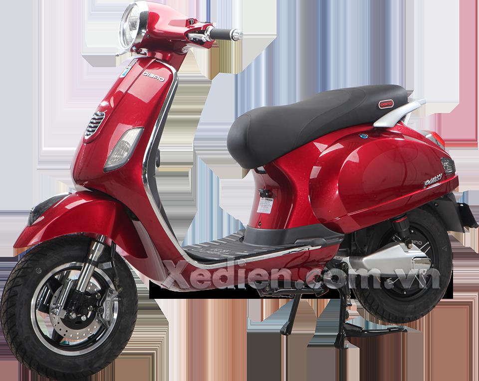 xe máy điện mới nhất - Vespa Dibao 2019