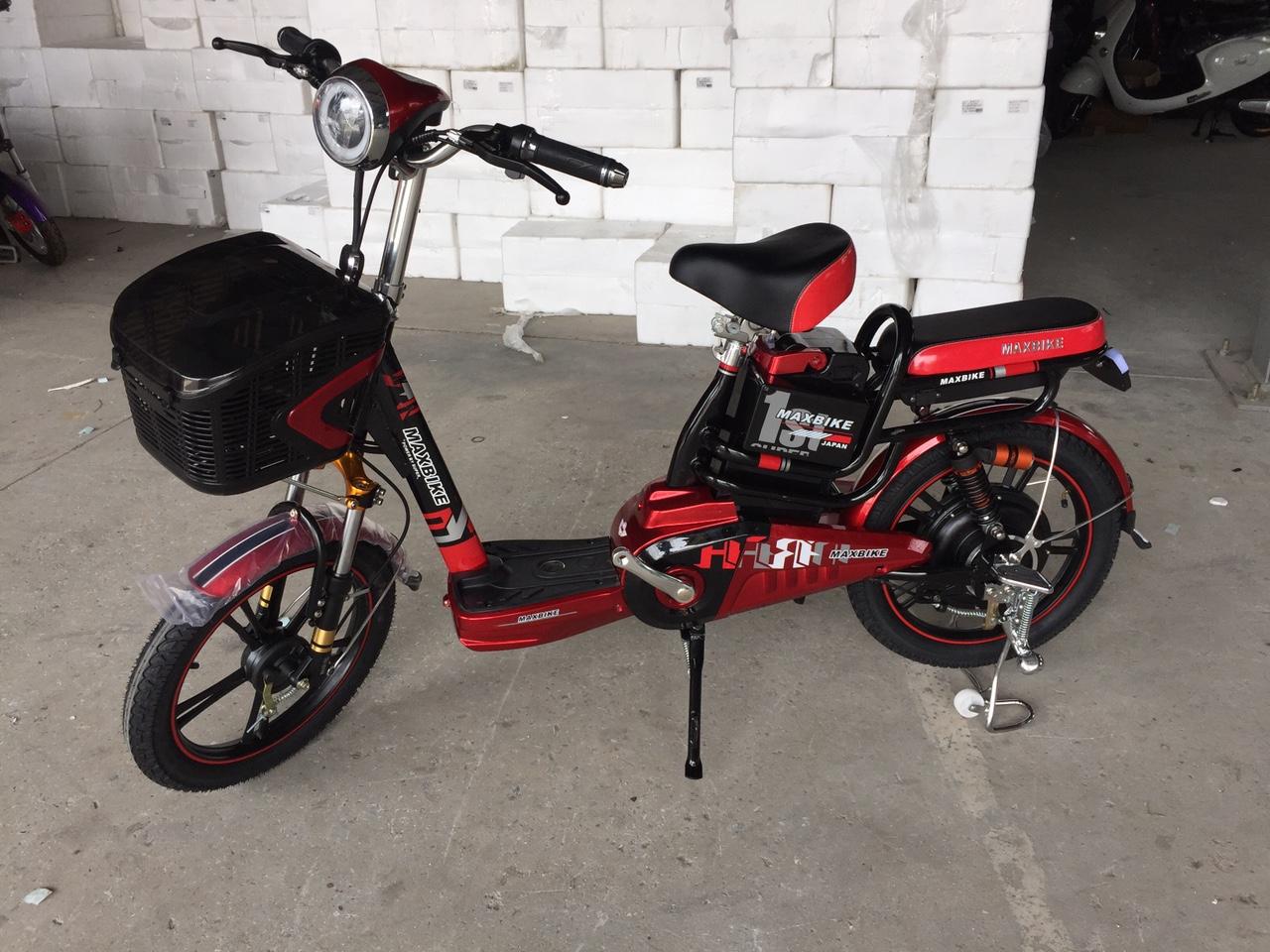 xe điện Maxbike