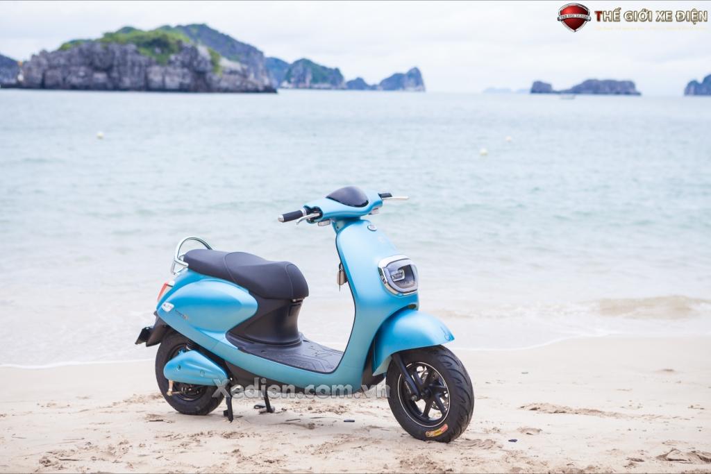 Thông tin về những ưu điểm xe điện Butterfly Dibao