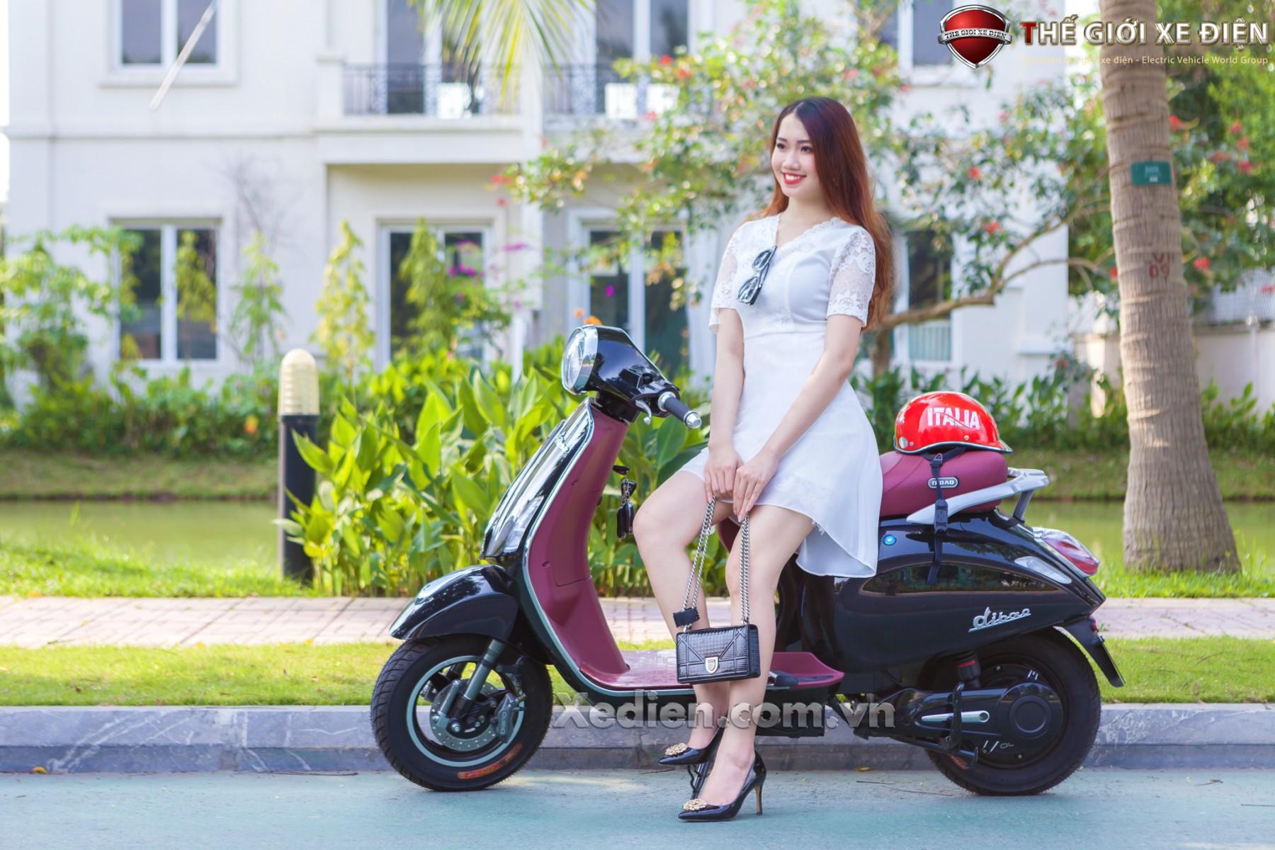 Xe điện DK Bike