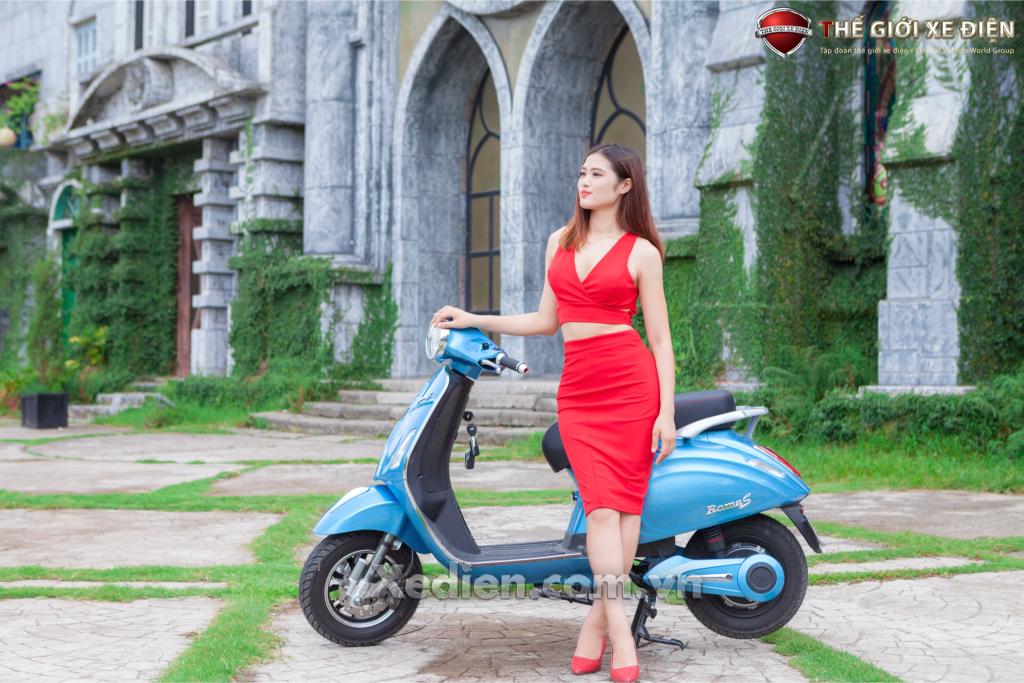 Xe máy điện Roma S: Chính Hãng Giá Rẻ - www.TAICHINH2A.COM