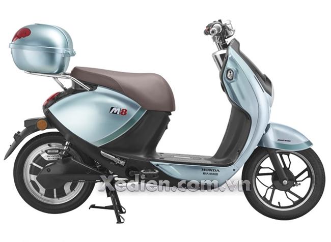 Thông tin về những ưu điểm xe điện Honda Model M8