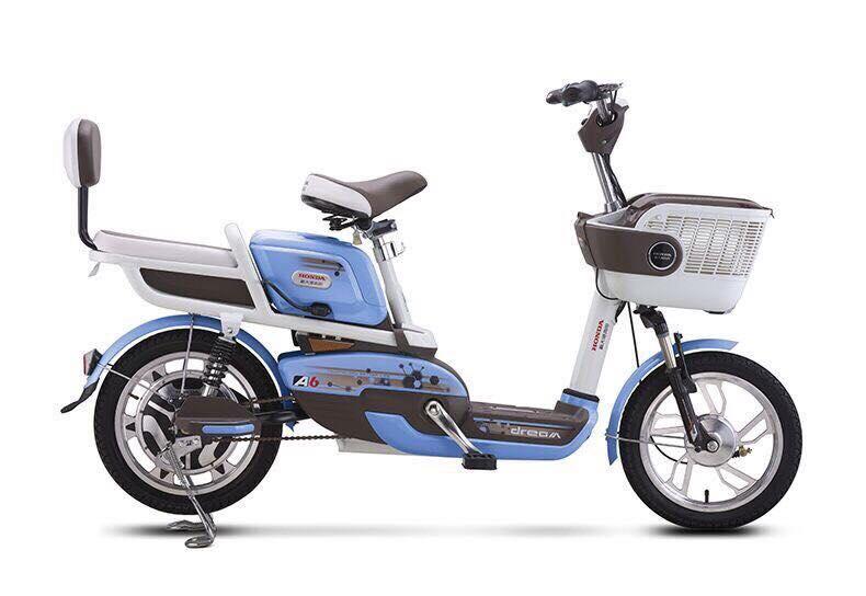 Đôi nét về mẫu xe đạp điện chính hãng Honda A6