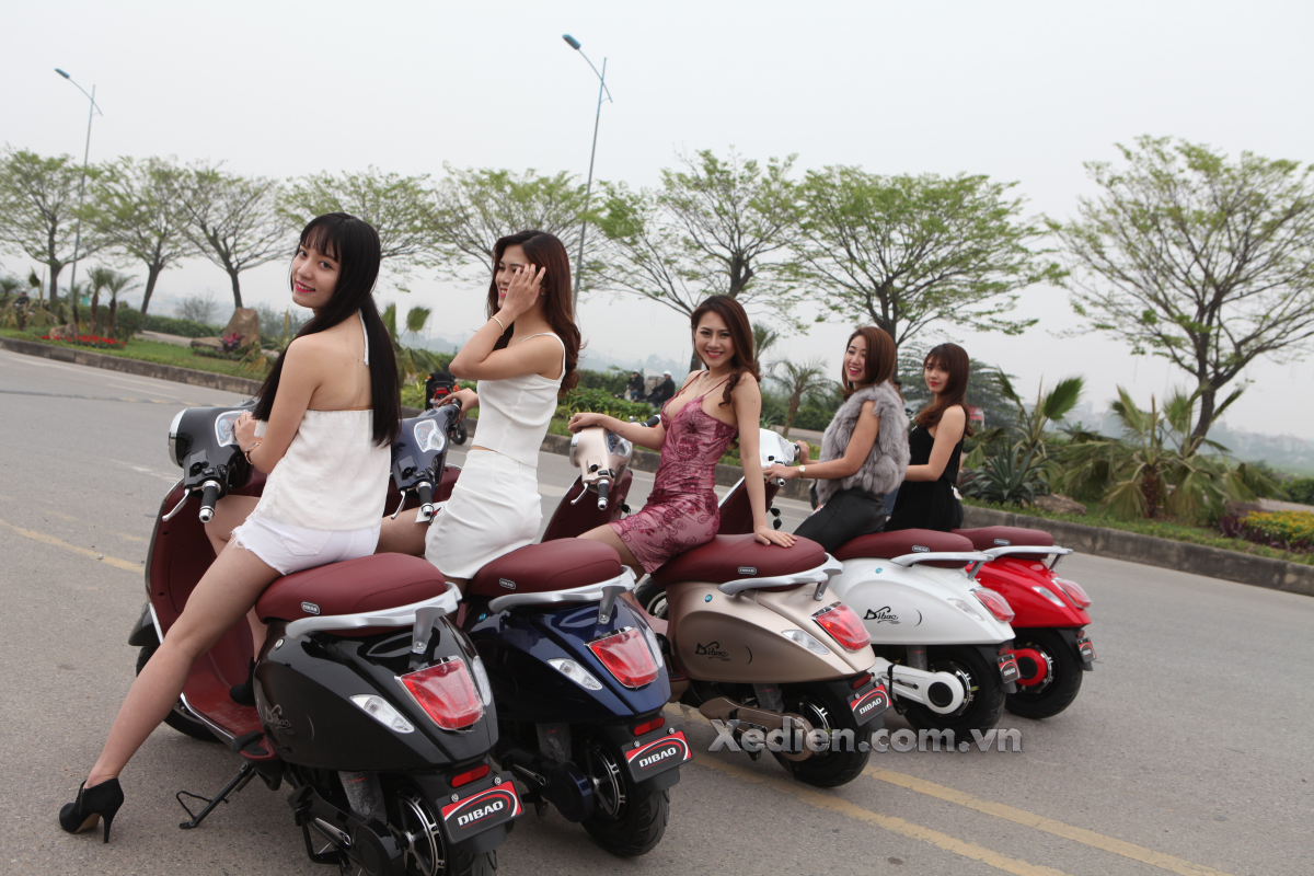 Vespas Dibaophong cach Phap cho co nang sanh dieu