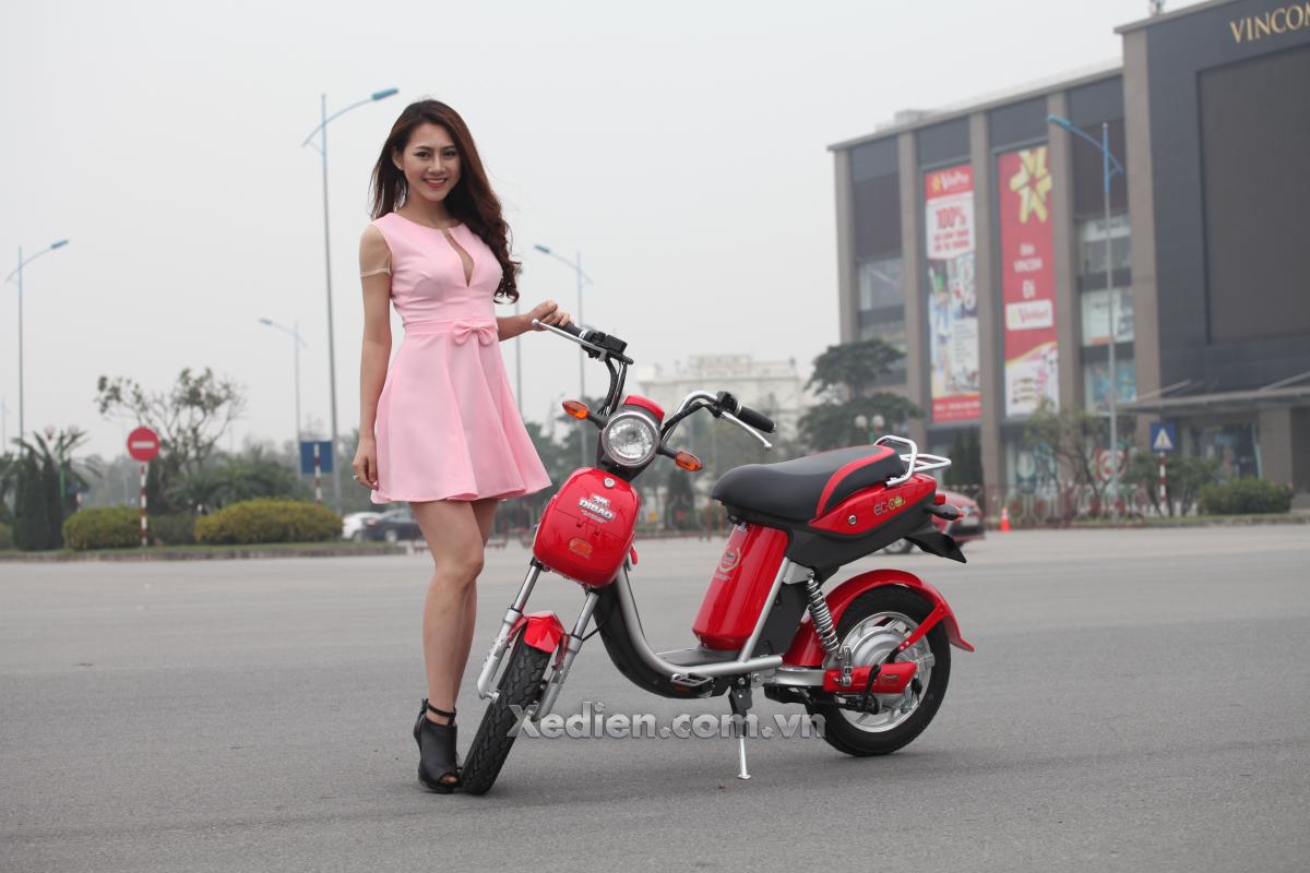 Phiên bản nâng cấp dòng xe đạp điện Ninja Dibao Eco