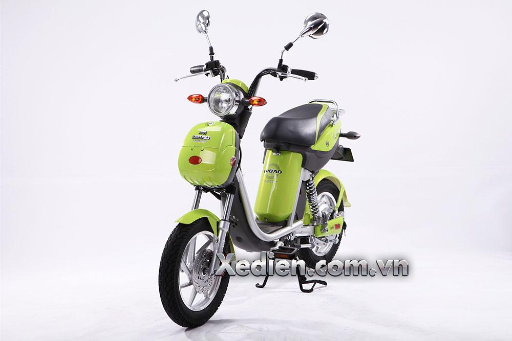 Di Chuyển Tốt Hơn Với Xe Đạp Điện Nijia Dibao Eco