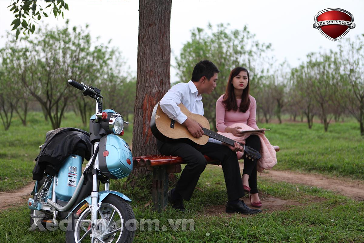 Tại sao bạn nên chọn mua xe đạp điện Nijia Dibao