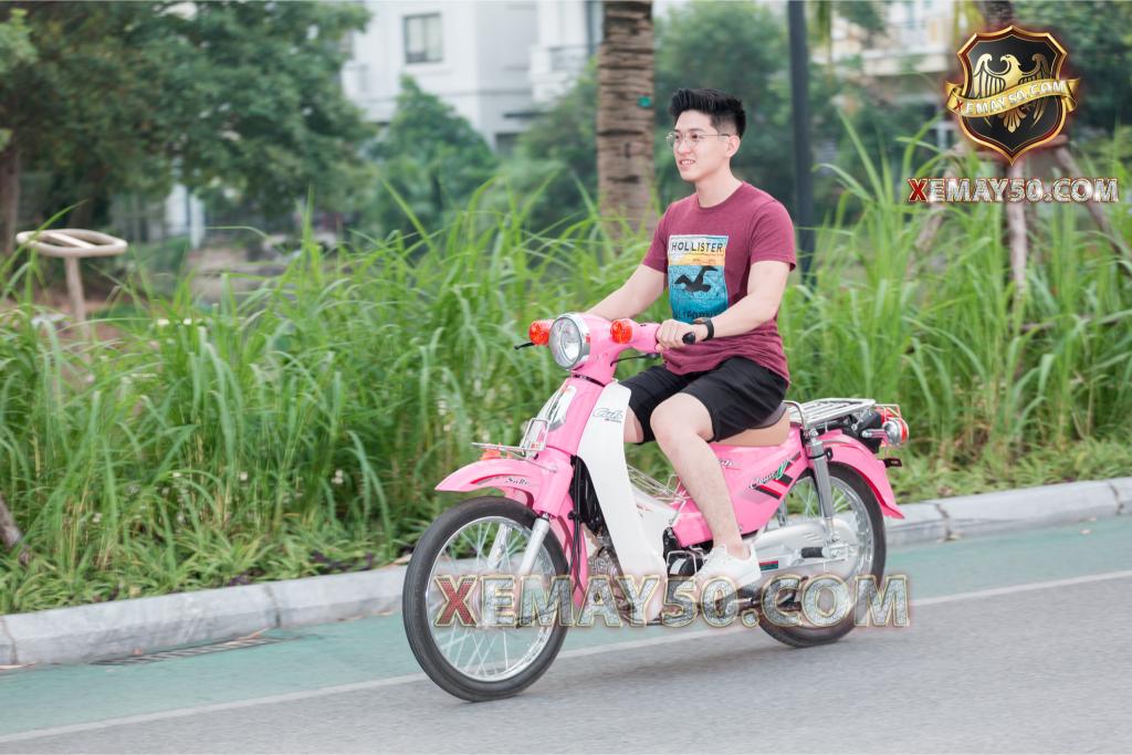 Xe máy CUB 50cc Việt Thái