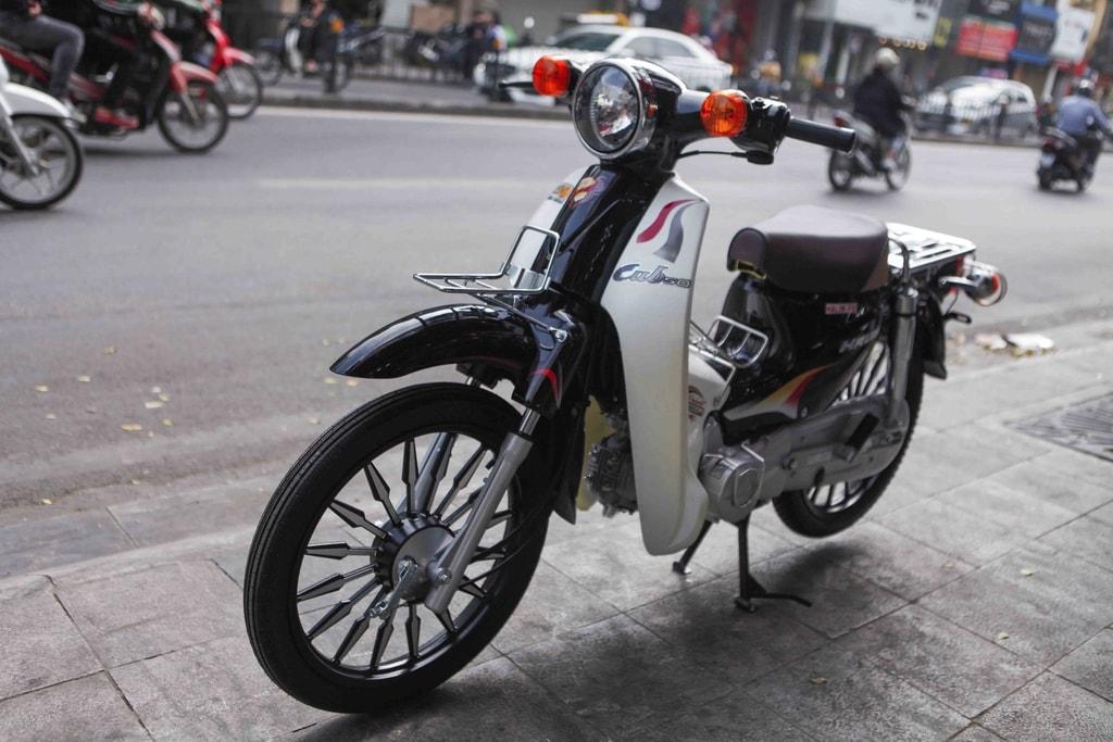 Xe máy 50cc Cub Halim 2020
