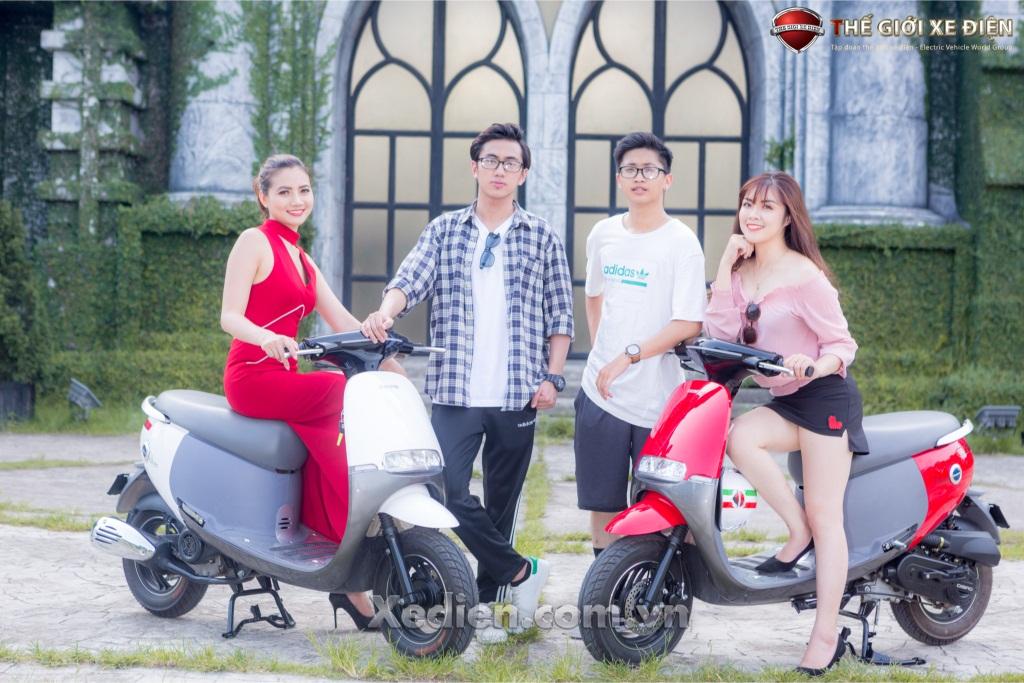 Xe máy 50cc Dibao Gogo