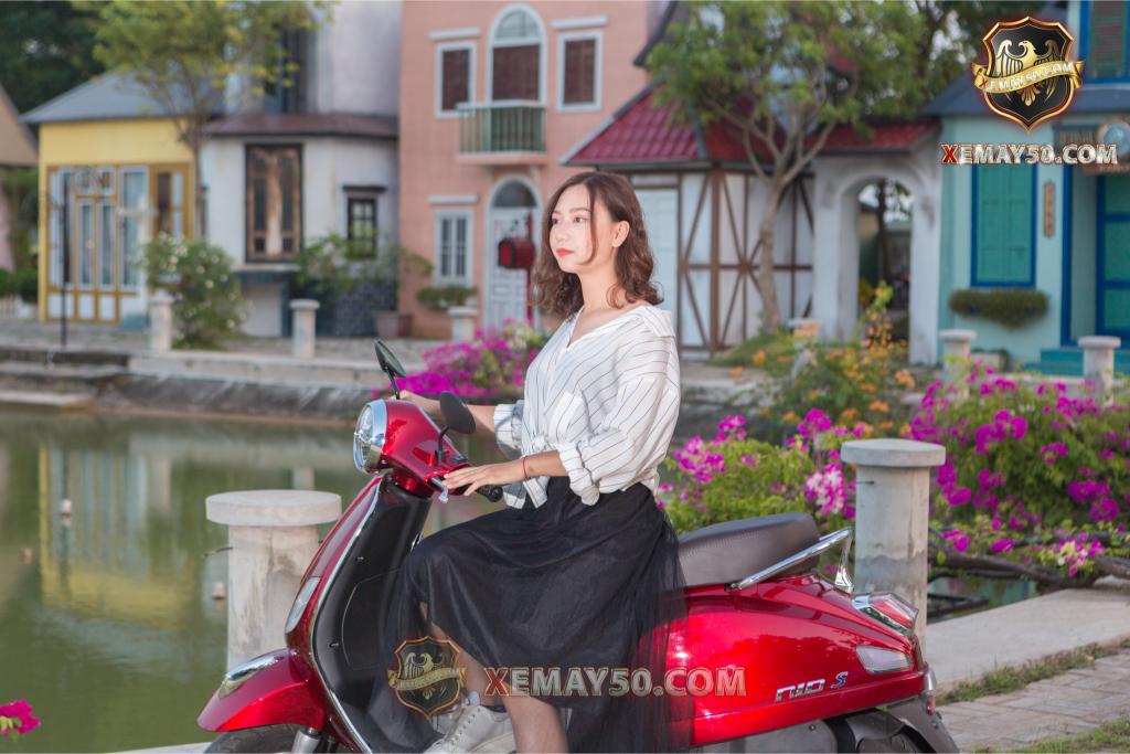 Xe máy 50cc Nioshima S