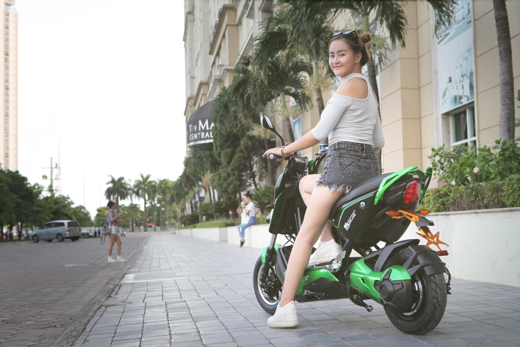 Xe dien Xmen Sport 2016 doc dao boi the thao hoan hao - 6