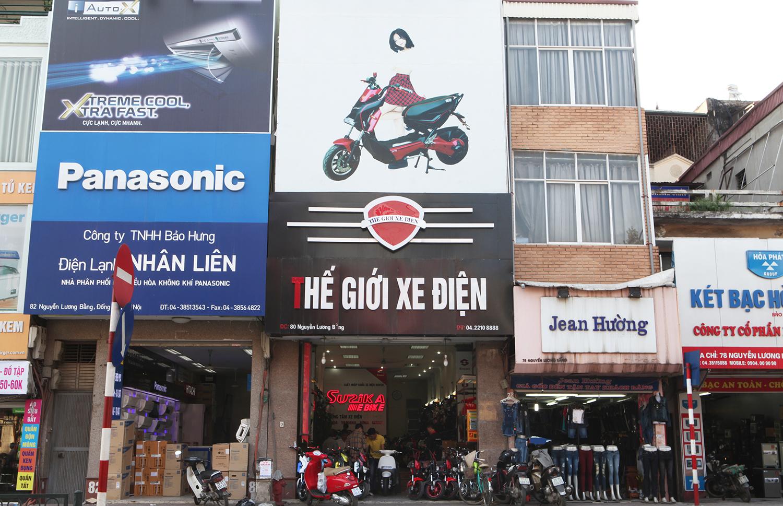 80 Nguyễn Lương Bằng - Đống Đa - Hà Nội