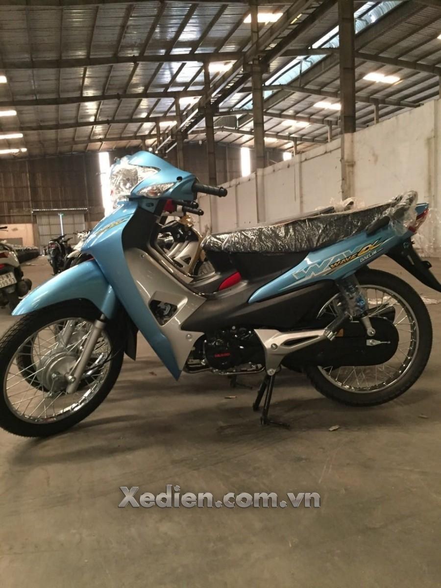 Xe máy 50cc Wave Dealim tiết kiệm nhiên liệu