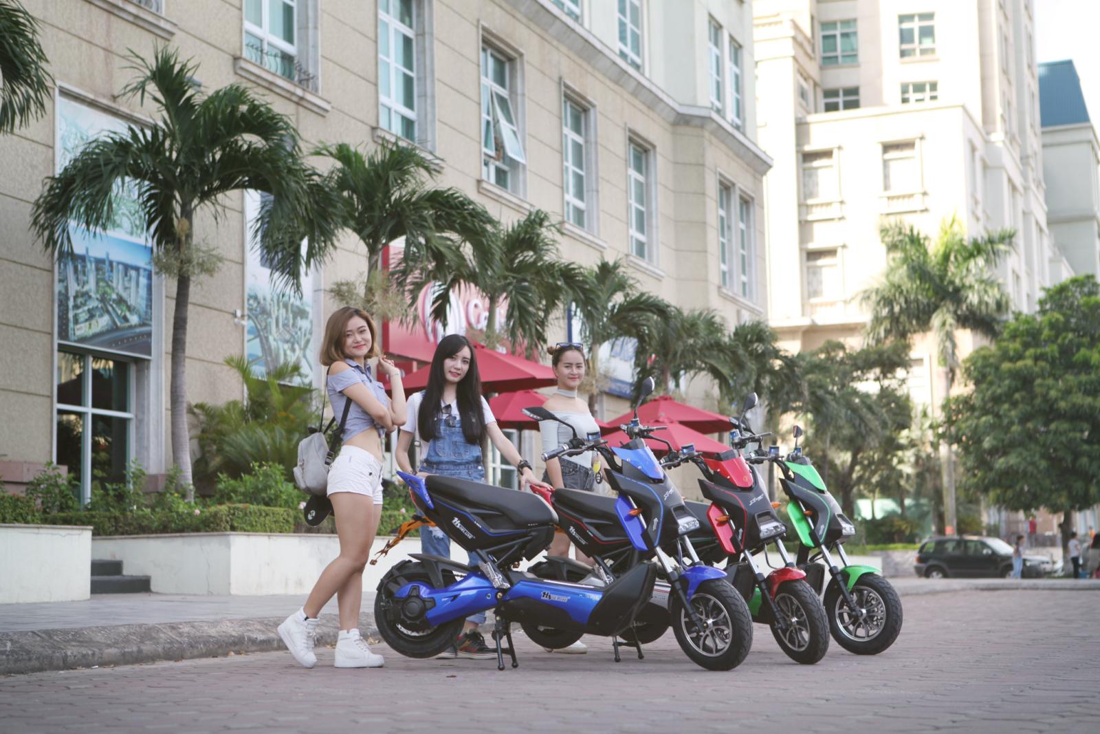 Ưu điểm của xe đạp điện mà bạn cần rõ - www.TAICHINH2A.COM